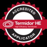 Termidor HE Accreditation
